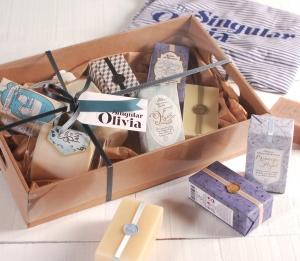 Caja para presentación de producto