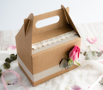 Box für Hochzeitsfest