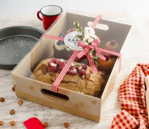 Caja expositora de dulces
