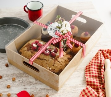 Display box for sweets