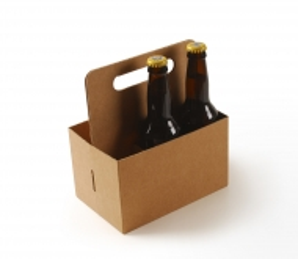 Tragkiste für Bier