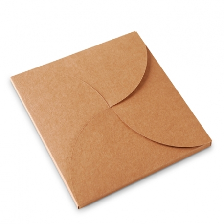 Card gift envelope for CDs