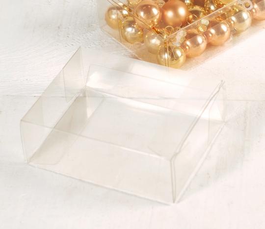 Cajita transparente