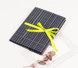 Carpeta de cartón para tarjetas regalo