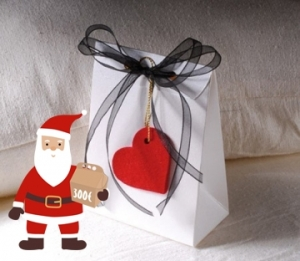 Scatolina per i regali di San Valentino