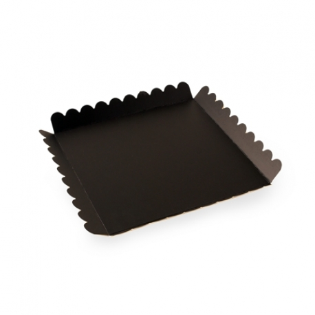 Cardboard tray for cookies
