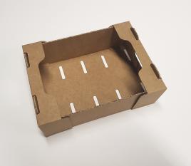 Caja para frutas pequeñas