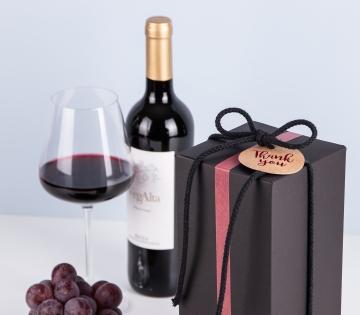 Caja para vinos premium