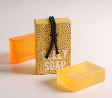 Scatola per saponi naturali