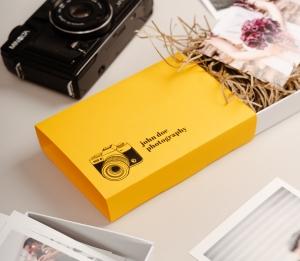 Caja para fotógrafo profesional o amateur