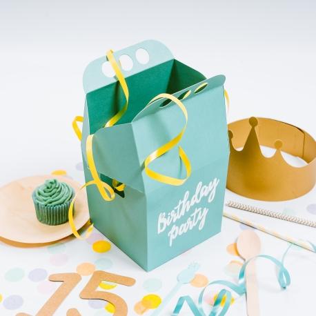 Caja de picnic festiva