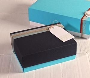 Cajas rectangulares con tapa