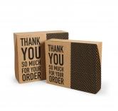 Premium postal box