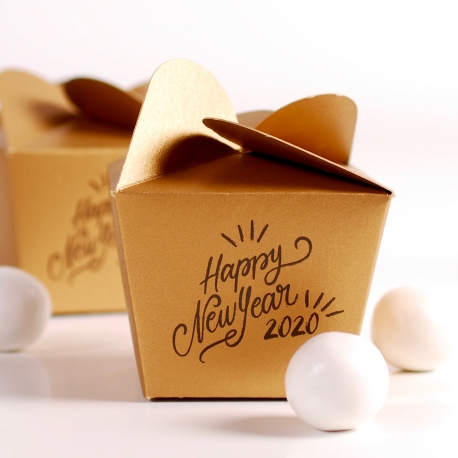 Box for New Year's favours