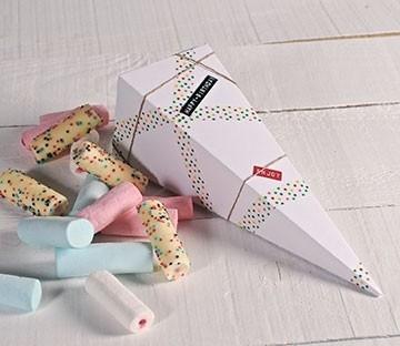 Cajas de cartón para caramelos