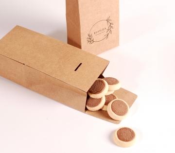 Caja para galletas bio