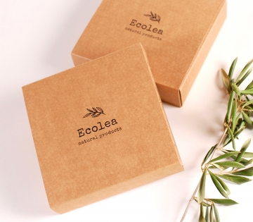 Environmentally-friendly box for cloth napkins and fabric bags