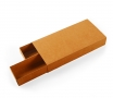 Längliche Kartonschachtel für Sushi mit Banderole
