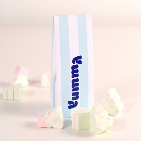 Caja para caramelos sin ventana