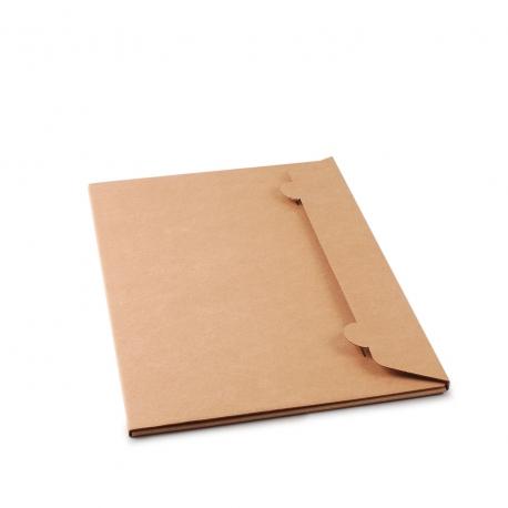 Carpetta in cartone per spedizioni