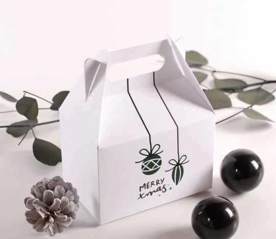 Caja picnic navideña