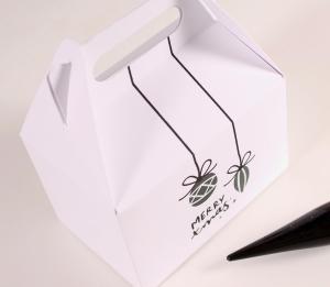 Caja picnic para kits de navidad