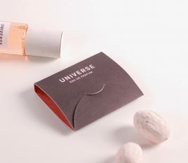 Scatola per campioni di profumo
